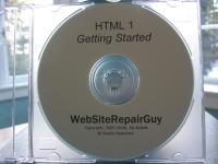 HTML 1 Audio Learning CD