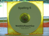 Spelling 6 Audio Learning CD